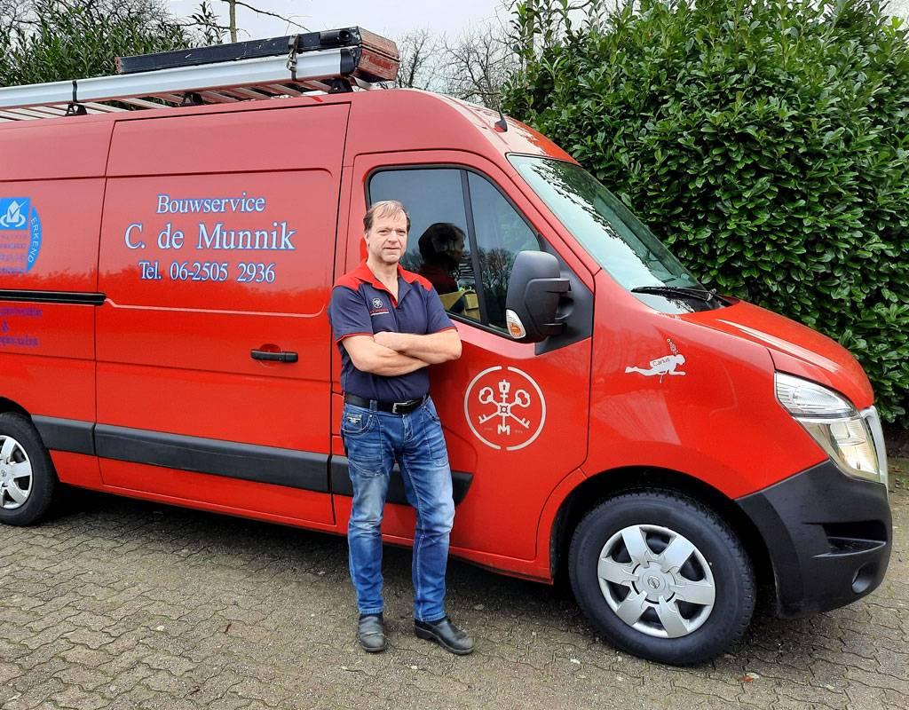 Carlus de Munnik uw sloten- en kluizenspecialist!