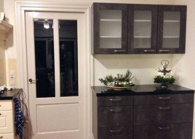 Keukenblok installatie